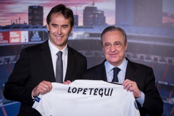 ريال مدريد قريب من إقالة مدربه لوبيتيغي