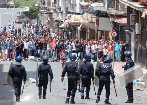 المغرب يمنع وقفة لـ«التجمع العالمي الأمازيغي» للتنديد بأحداث غرداية
