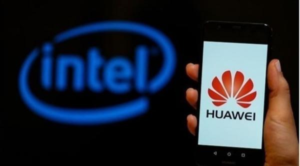 رغم الحظر .. شركة إنتل تحصل على ترخيص بتصدير منتجات لهواوي الصينية