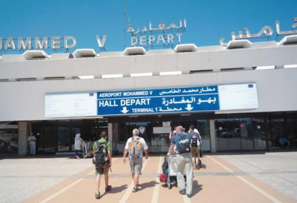 مطارات المغرب..تقديم مواقيت الرحلات بساعة واحدة ابتداء من 5 ماي المقبل