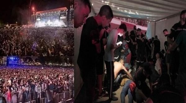 حادثة تدافع الحفل الغنائي تتسبب  في استقالة وزيرة الثقافة الجزائرية