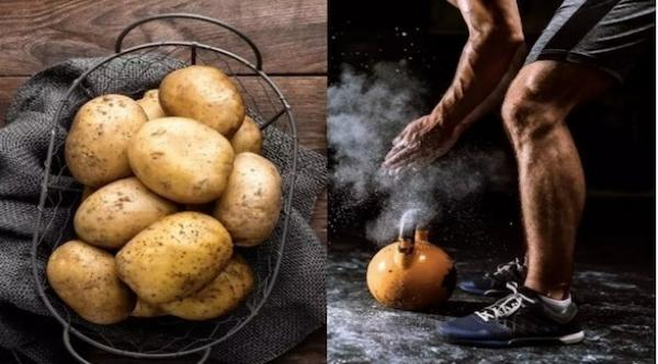 البطاطس ..أفضل غذاء للرياضيين