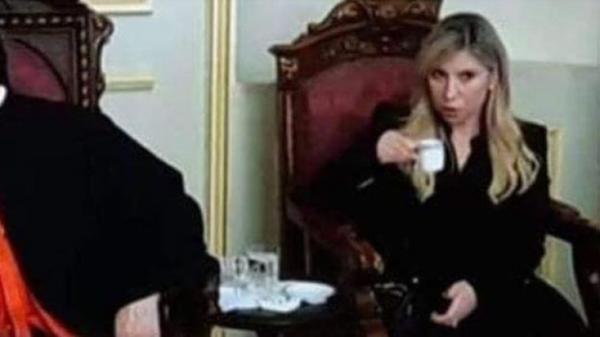 جدل بسبب شرب برلمانية القهوة خلال نهار رمضان
