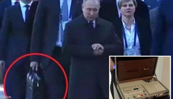 """قناة روسية تكشف أسرار الحقيبة """"الأخطر"""" في العالم"""