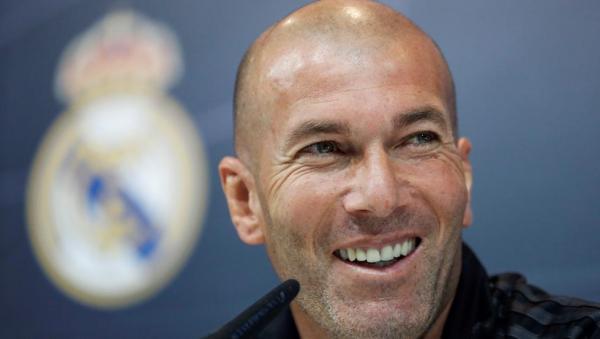 مباشر.. الندوة الصحافية لتقديم زيدان مدربا جديدا لريال مدريد
