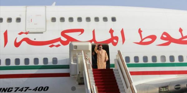 """أنباء عن مغادرة الملك """"محمد السادس"""" للمغرب وهذه هي وجهته"""