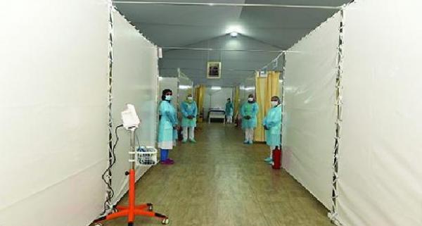 كورونا: المستشفيات الميدانية بجهة الدار البيضاء تقترب من نسبة ملء غير مسبوقة