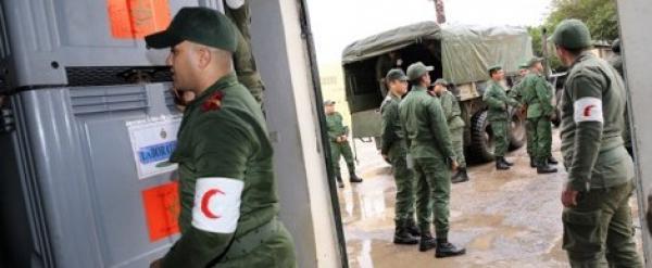 الأعمال المدنية للعسكريين... عندما تصبح آلة الحرب بذرة لانبعاث الحياة