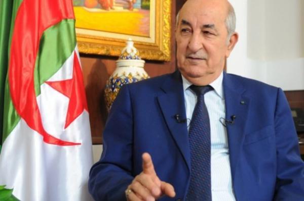وفاة شقيقة الرئيس الجزائري عبد المجيد تبون