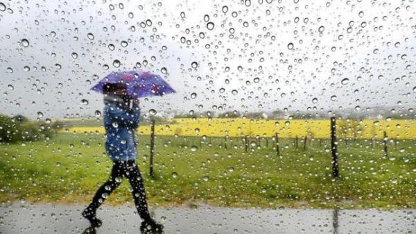 مقاييس الأمطار المسجلة بالمملكة خلال ال24 ساعة الماضية...