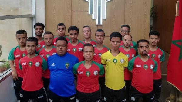 المنتخب المغربي لقصار القامة ينهزم أمام نظيره المصري