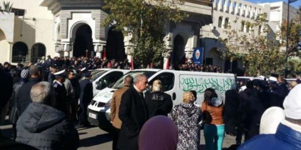 رسميا..تهم ثقيلة تُواجه قاتل ضابط شرطة دهسا بفاس