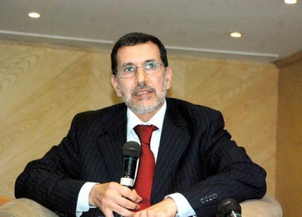 """بالوثيقة: رئيس الوزراء الليبي يعزي """"العثماني"""" في وفاة 9 مغاربة ويصف ما وقع بالفاجعة"""