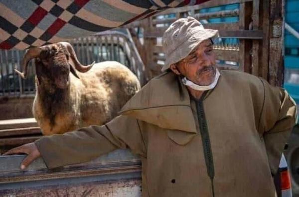 حقيقة صورة الفلاح التي زعزعت قلوب المغاربة يوم العيد