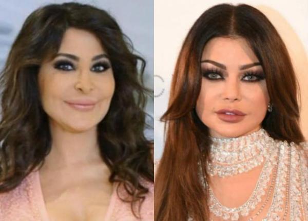 """انفجار بيروت يحدث أضرارا في منزلي """"إليسا"""" و""""هيفاء وهبي"""" وإصابة زوجة """"رامي عياش""""(صور+فيديو)"""