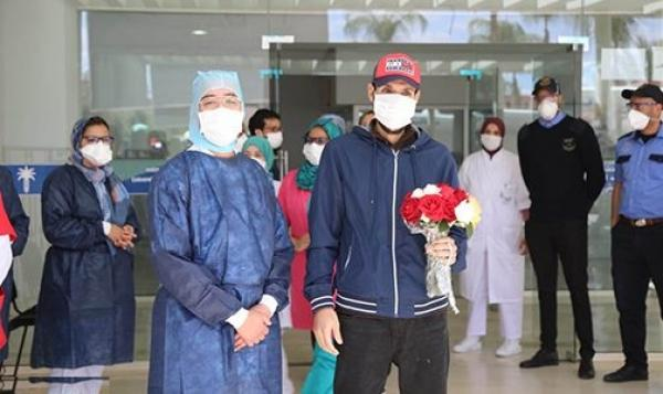 """تسجيل رقم قياسي في حالات الشفاء من """"كورونا"""" في المغرب والحصيلة ترتفع إلى 4573 متعاف"""