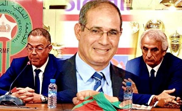 """بين """"وحيد"""" و """"الزاكي"""": """"لقجع"""" يقع في مصيدة التناقض وجماهير مغربية تحمله مسؤولية هذا التعاقد الفاشل"""