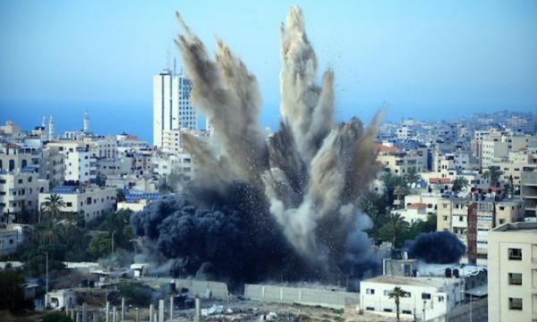الإعلان عن تهدئة في غزة بوساطة مصرية.. وحصيلة الضحايا بلغت 34 شهيدا