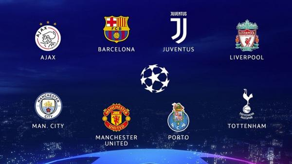 شاهد قرعة ربع نهائي دوري أبطال أوروبا