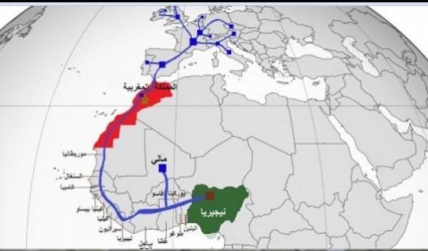 نيجيريا تعلن الشروع في بناء خط أنبوب الغاز مع المغرب