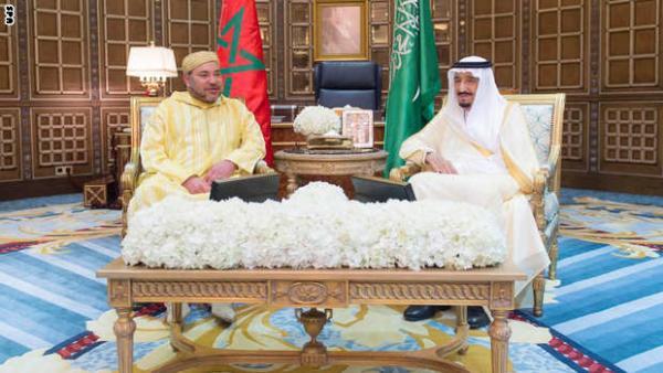 الملك محمد السادس يتلقى دعوة رسمية من العاهل السعودي للقدوم إلى مكة المكرمة