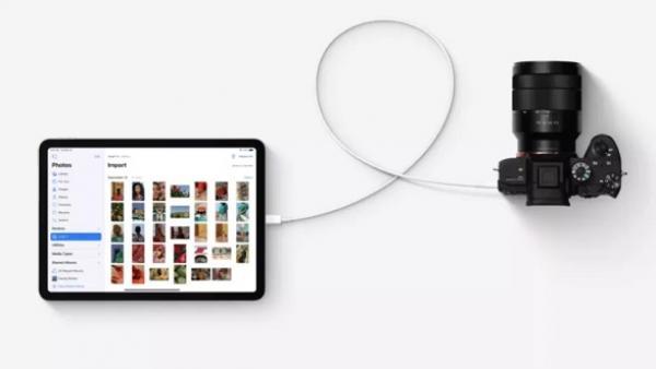 آبل تكشف عن جهاز iPad Air 4 الجديد