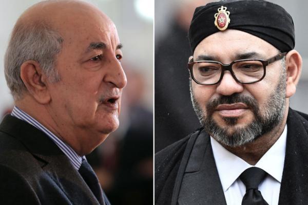 """الملك """"محمد السادس"""" يبعث برقية جديدة للرئيس الجزائري """"تبون"""""""