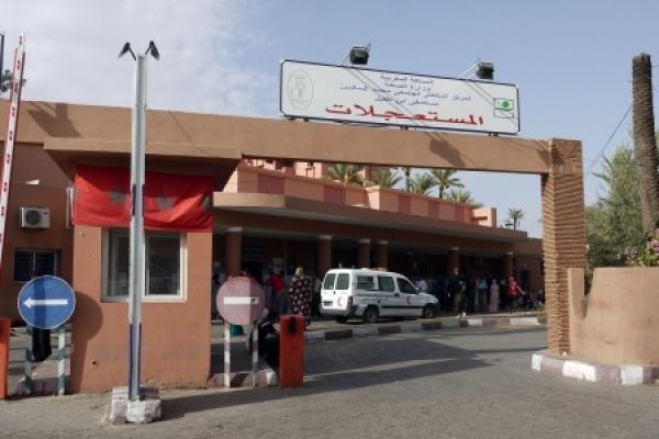 """وزارة الصحة تنقذ حياة الطفلة """"سعاد"""" المصابة بسرطان الكلي"""