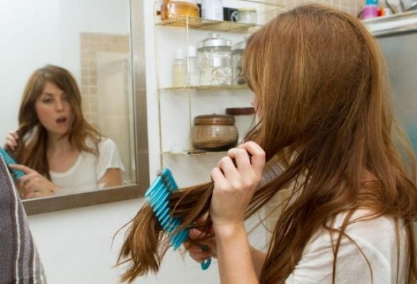 لديك مشكلة مع تشابك الشعر؟ إليك الحل