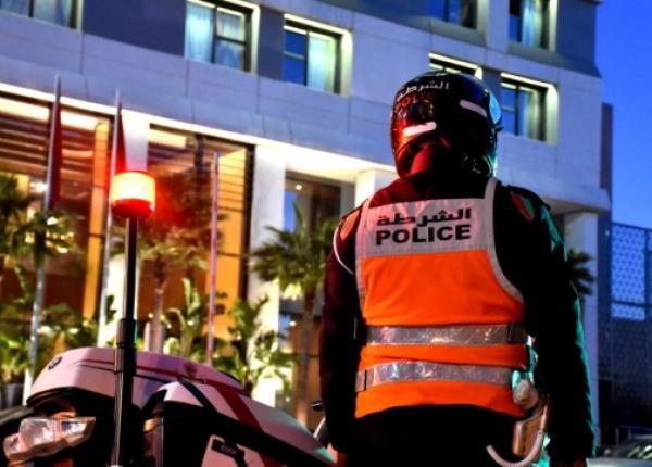 """تهور """"سائقة"""" يتسبب في وفاة """"شرطي"""" بالرباط ونقل زميله في وضع حرج جدا إلى قسم المستعجلات"""