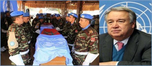"""من يكون الجندي المغربي الراحل الذي كرّمته الأمم المتحدة بميدالية """"داغ همرشولد""""؟"""