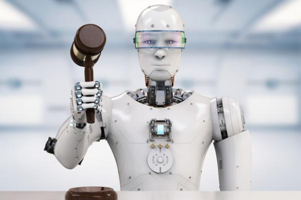 هل بإمكان الروبوتات أن تحل مكان القضاة؟