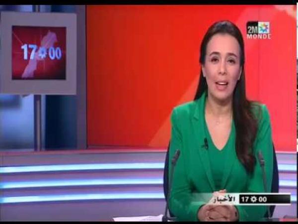 """""""سليم الشيخ"""" يعلن نهاية نشرات الأخبار بالقناة الثانية """"دوزيم"""""""