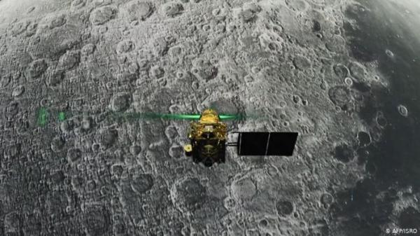 وحدة الهبوط الهندية تصل للقمر والاتصال بها يبقى متعذرا