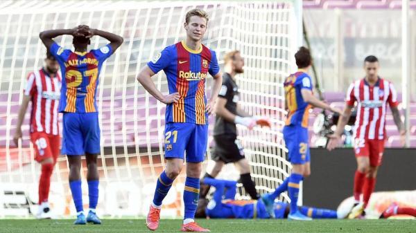برشلونة وأتلتيكو يتعادلان سلبا ويمنحان فرصة الانقضاض على الصدارة لريال مدريد