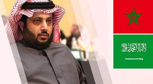 """تدوينة """"غامضة"""" من """"تركي آل الشيخ"""" قد تؤشر على قرب انفراج العلاقات المغربية السعودية"""