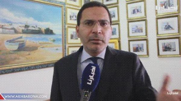 """الخلفي يكشف حقيقة تصريح العثماني حول """"فتح الحدود مع الجزائر"""""""