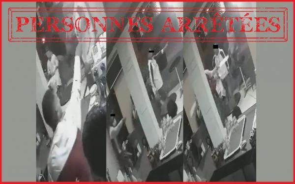 سلا .. توقيف ثلاثة أشخاص من ذوي السوابق القضائية على خلفية هجوم مسلح على مقهى