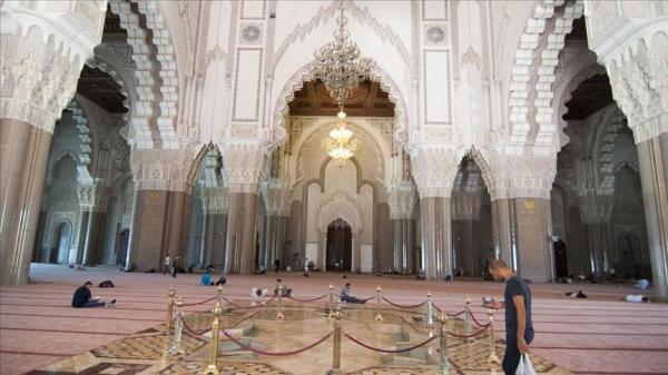 الدار البيضاء .. هكذا يتم الاستعداد لإعادة فتح مسجد الحسن الثاني