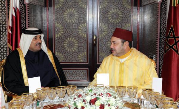 قطر ترحب بدعوة الملك محمد السادس لحوار صريح ومباشر مع الجزائر