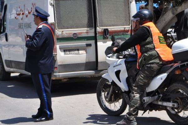 """اعتقال """"شرطي مزيف"""" مبحوث عنه وطنيا"""