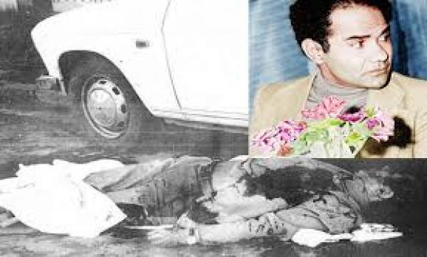 """وفاة  أحد عناصر خلية اغتيال الشهيد """"عمر بن جلون"""" وهذه التفاصيل"""