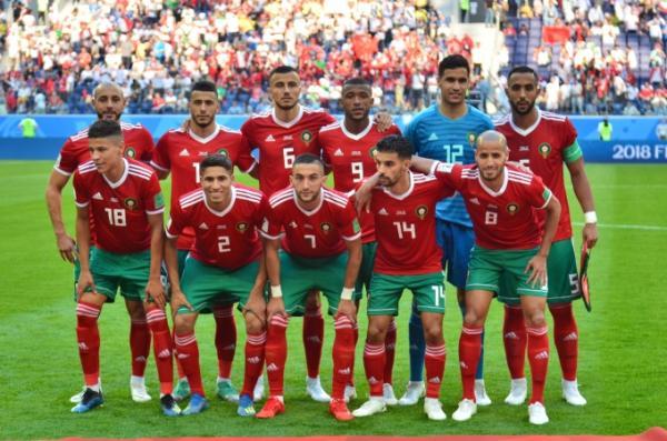 """المنتخب المغربي يتقهقر 3 مراكز في تصنيف """"الفيفا"""" الجديد"""