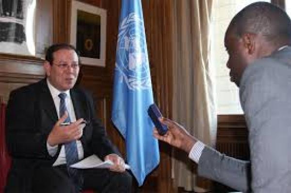 وفاة عبد الحميد الجمري الخبير المغربي المعروف في هيئة الأمم المتحدة