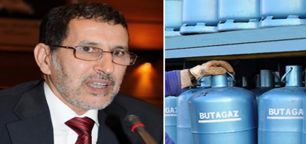 """رئيس الحكومة ينفي رفع الدعم عن """"البوطا""""، ويقول:"""" الميزانية كافية في 2020""""، ونشطاء يردون:""""وهل ستكون كافية مابعد 2021؟!"""""""