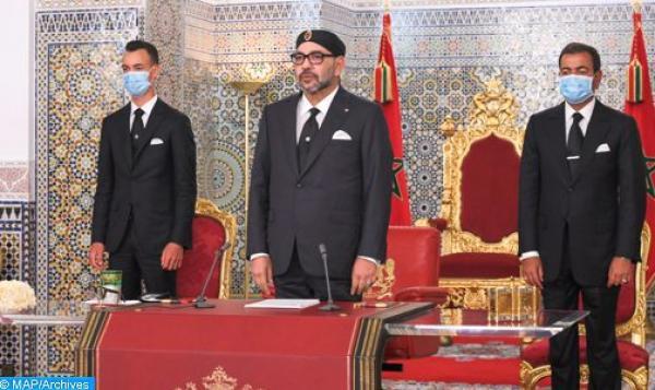 """الملك: من حقنا أن نعتز بنجاح المغرب في """"معركة الحصول على اللقاح"""""""