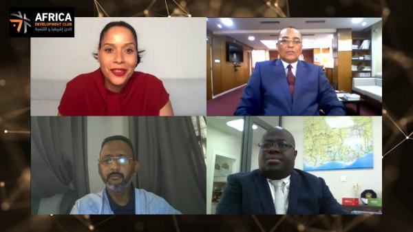 """نادي إفريقيا والتنمية لمجموعة التجاري وفابنك يُنظم الحلقة الثانية من برنامج """"AfricaDev"""""""