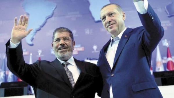 """هذا أول تعليق لـ""""أردوغان"""" حول وفاة الرئيس المصري السابق """"محمد مرسي"""""""