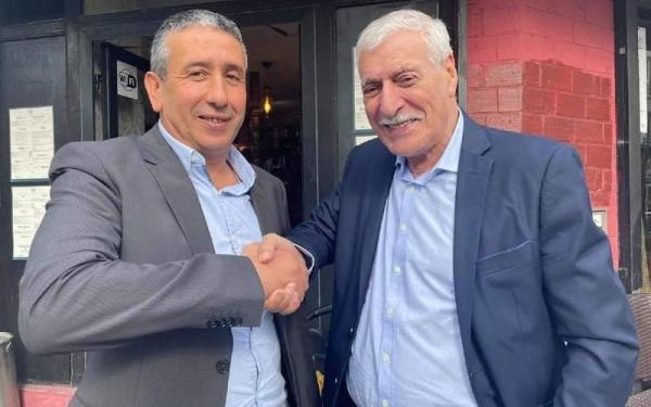 """الزعيمان """"فرحات مهني"""" و""""اليزيد عابد"""": دعمُ المغرب """"انتصار للدبلوماسية القبايلية"""""""
