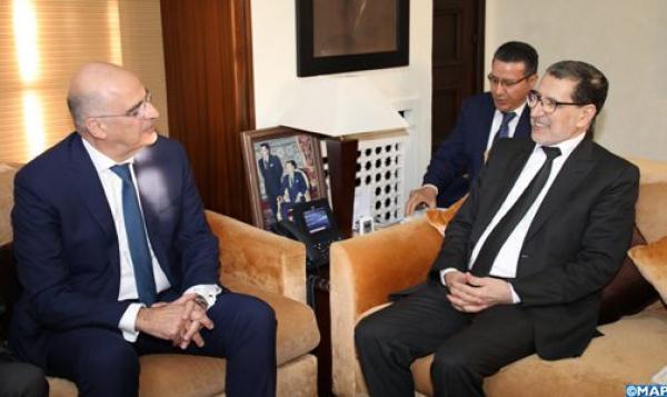 رئيس الحكومة يشيد بموقف اليونان من قضية الوحدة الترابية للمغرب